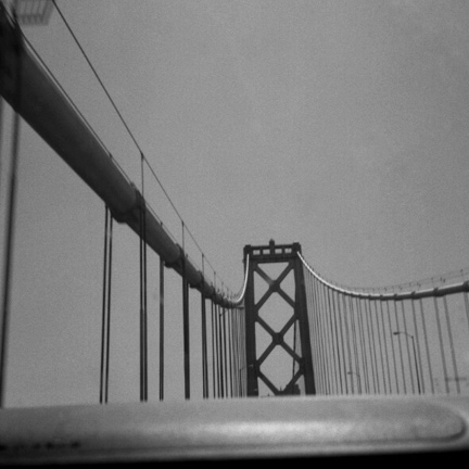 Black and White, Bridge